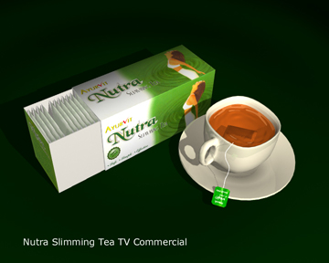 Nutra (Slimming Tea) - 30 sec TV Commercial