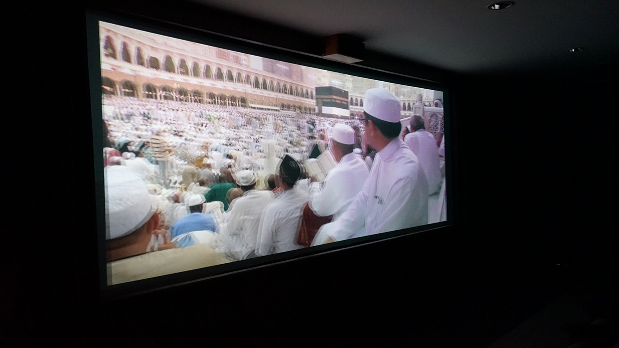 3D Stereoscopic - Virtual Hajj