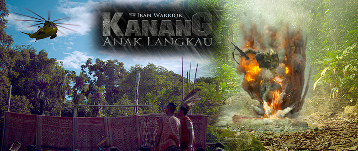 Visual Effects | Kanang Anak Langkau
